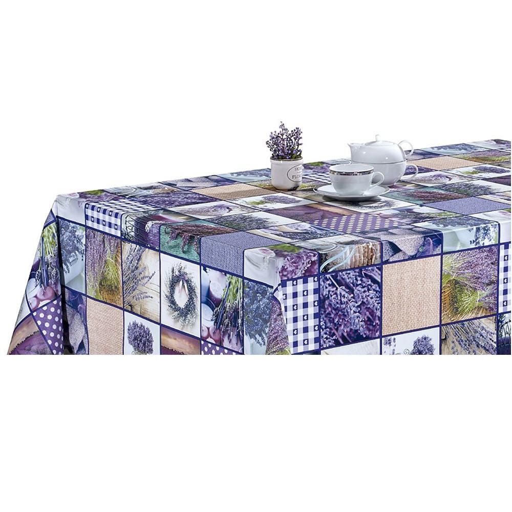 PVC Vinyl Tablecloth...