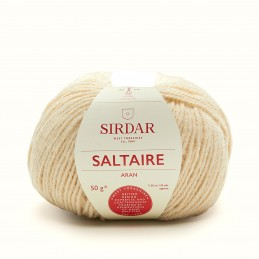 Sirdar 50g Saltaire Aran Alpaca Nylon Acrylic Knitting Crochet Yarn Ball Wool 0300 Stoat