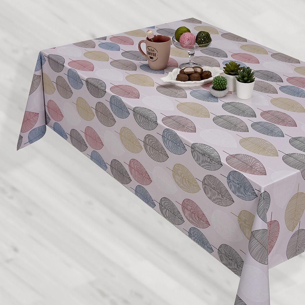 PVC Vinyl Tablecloth Large...