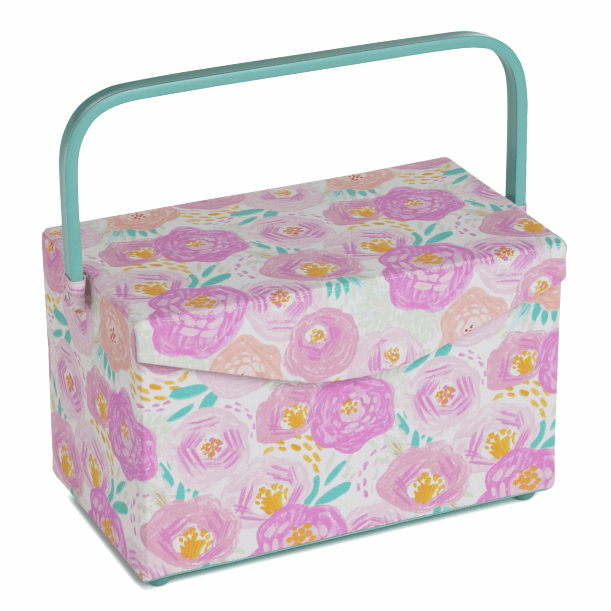 Sewing Box Fold Over Lid...