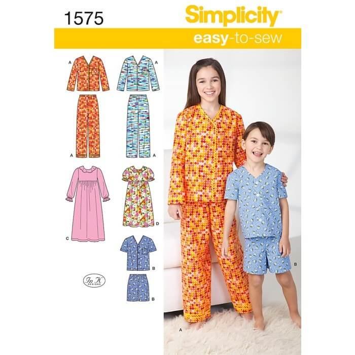 Simplicity Child's, Girl's...