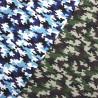 100% Cotton Poplin Fabric Army Camouflage Jungle Woodland 150cm Wide