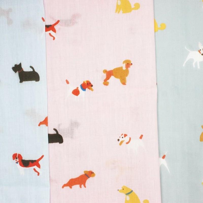 Polycotton Fabric Dog Doggy...