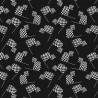 100% Cotton Digital Fabric Oh Sew Formula 1 Chequred Flags Winner 140cm Wide