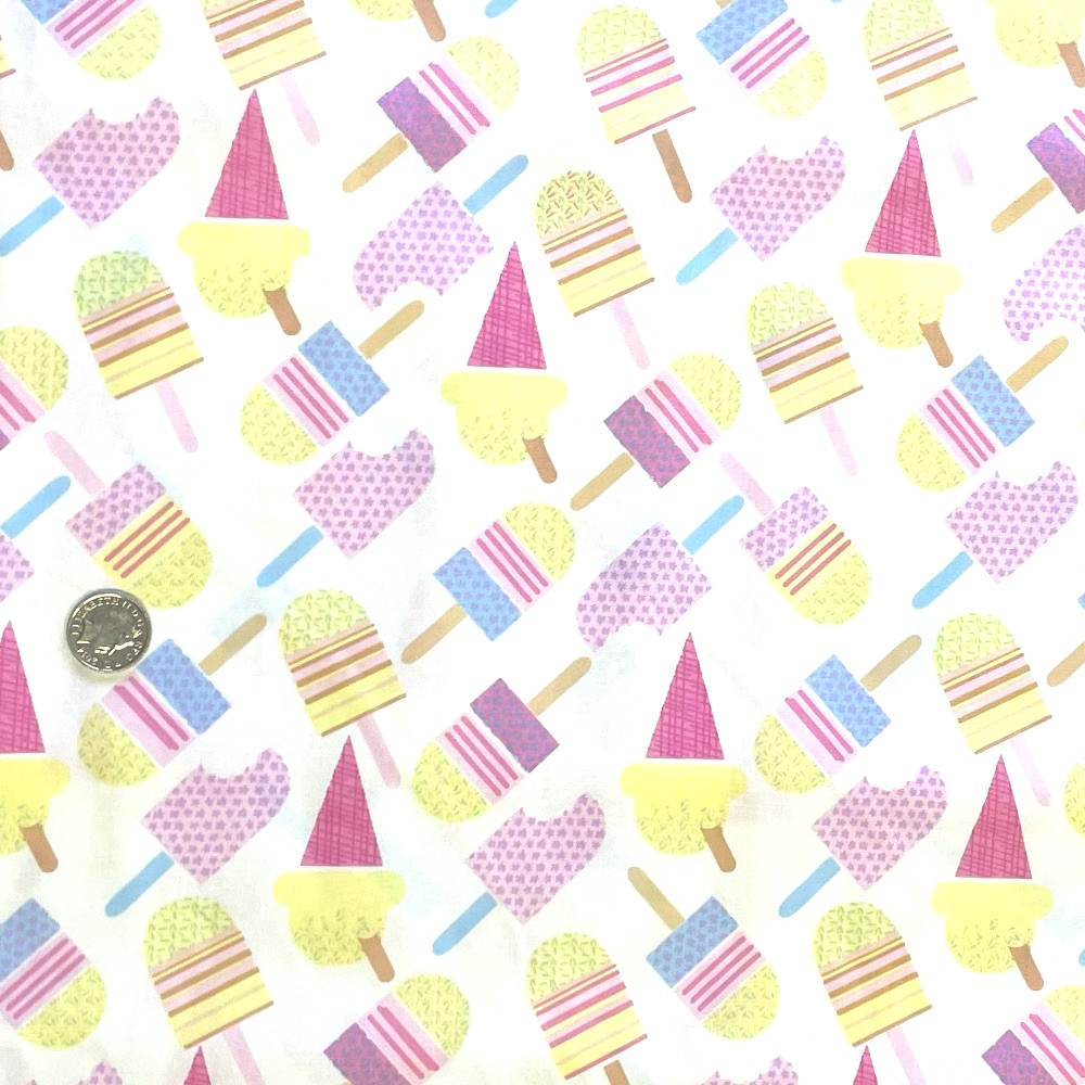 100% Cotton Fabric By...