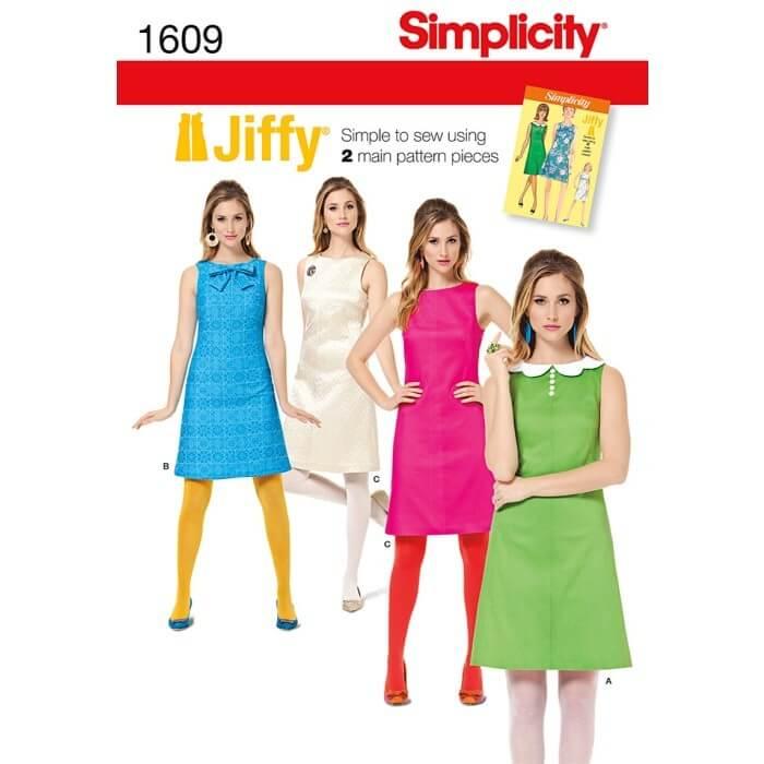 Misses' Jiffy 1960's...