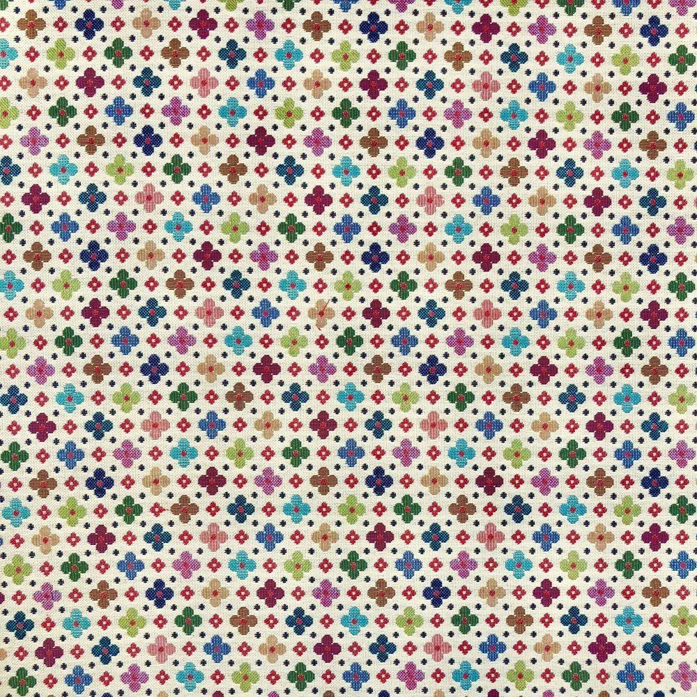 Tapestry Fabric Petals...