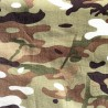 100% Cotton Poplin Fabric Army Camouflage Woodland Jungle Desert 145cm Wide