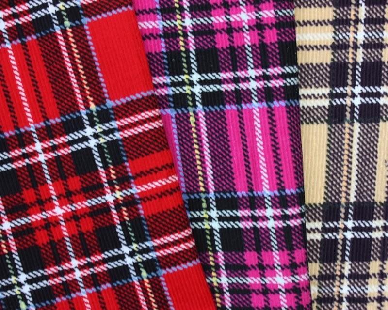 100% Cotton Corduroy Fabric...