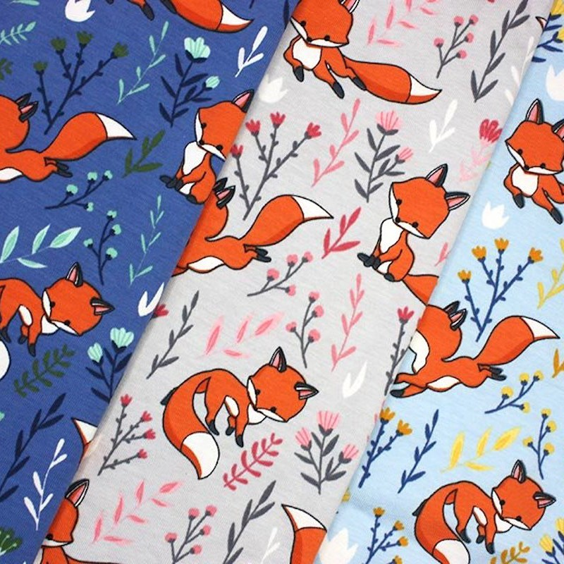 Cotton Jersey Fabric...