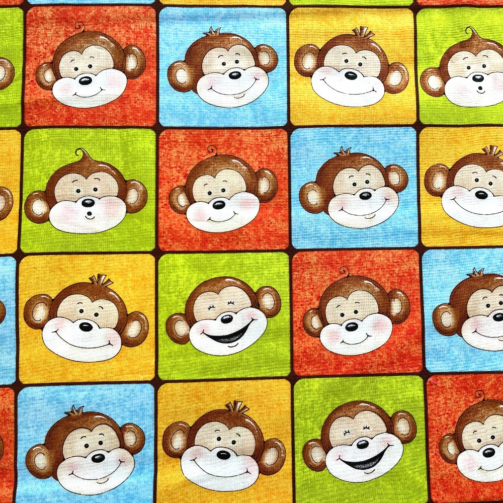 100% Cotton Fabric Henry...