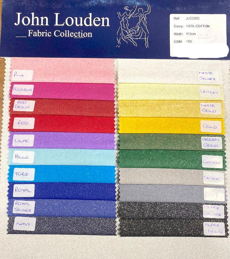 100% Cotton Fabric John...