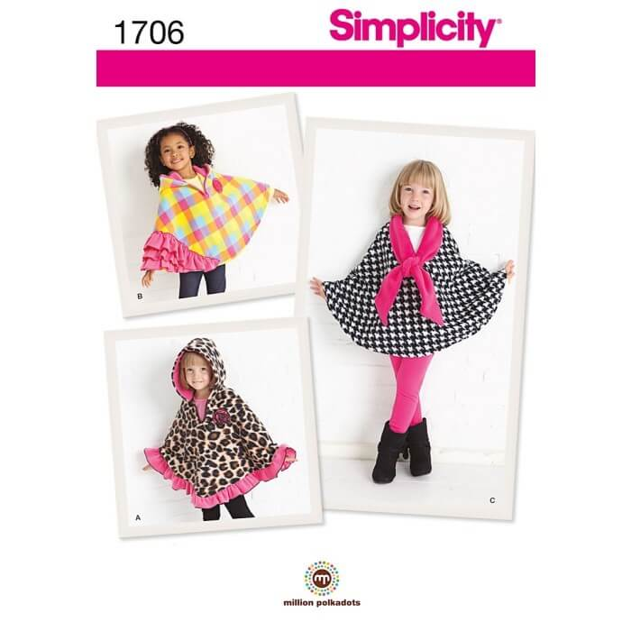 Simplicity Child's Fleece...