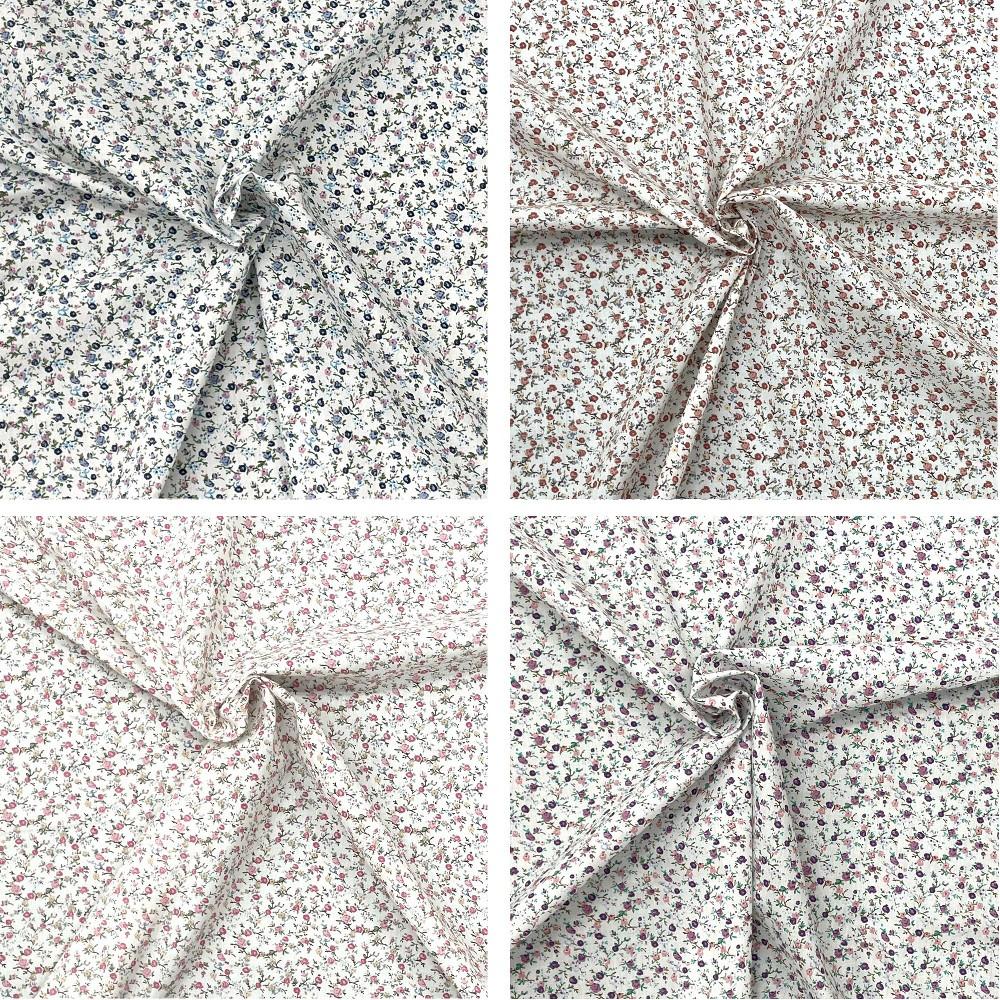 Polycotton Fabric Tiny...