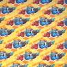 100% Cotton Fabric Camelot Fabrics Skylanders Full Boom Ahead Yellow Video Game