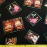 100% Cotton Fabric Quilting Treasures Peter Pan Neverland Vintage Disney Kids