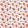 100% Cotton Digital Fabric Paw Patrol Girl Dog 140cm Wide