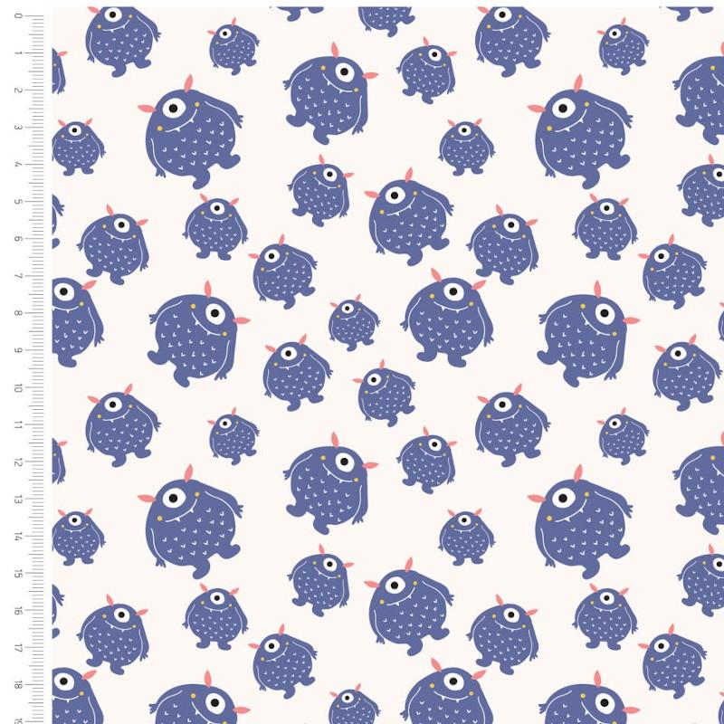 100% Cotton Fabric Cutest...