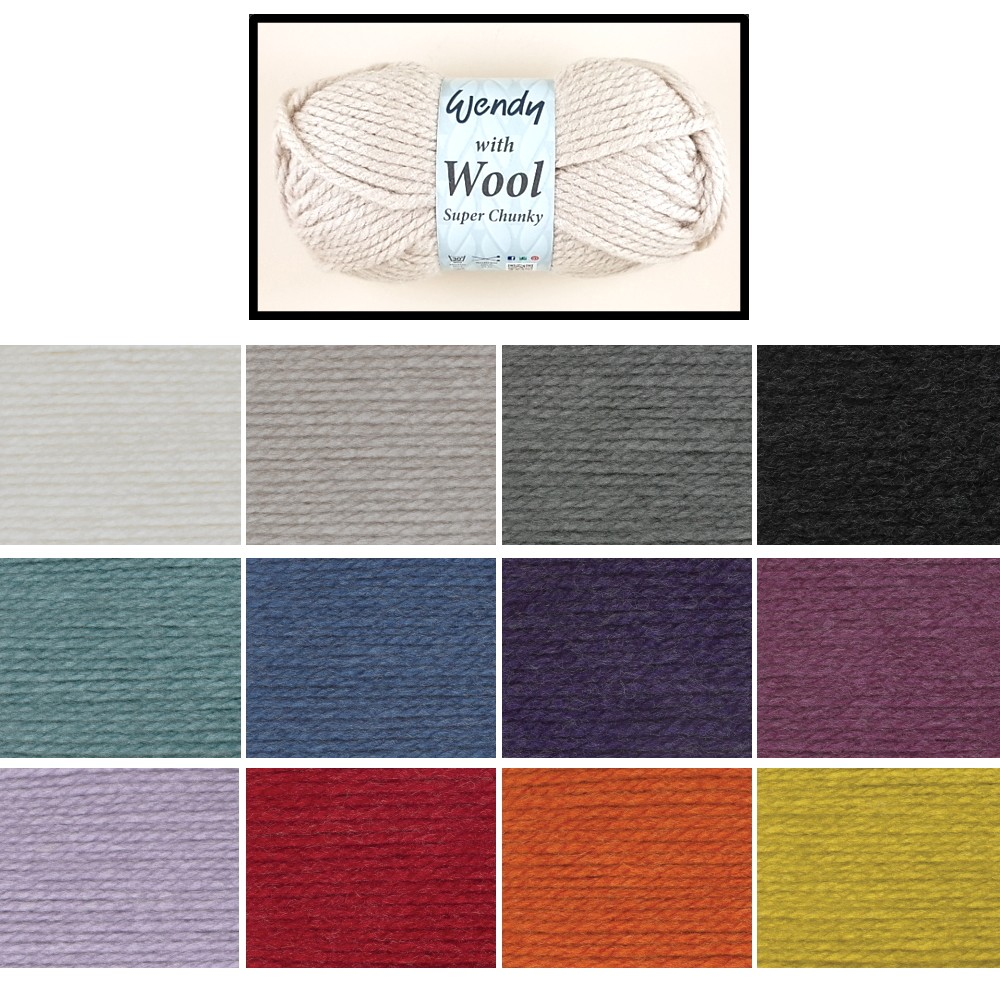 Wendy With Wool Super...
