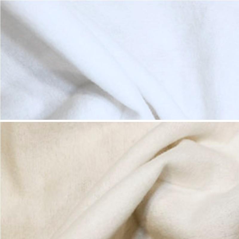 Flannel Plain Fabric 100%...