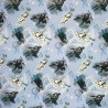 100% Cotton Fabric Digital Disney Star Wars Mandalorian Stormtroopers 140cm Wide