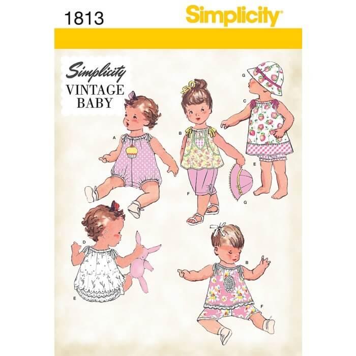 Simplicity Babies' Dress &...