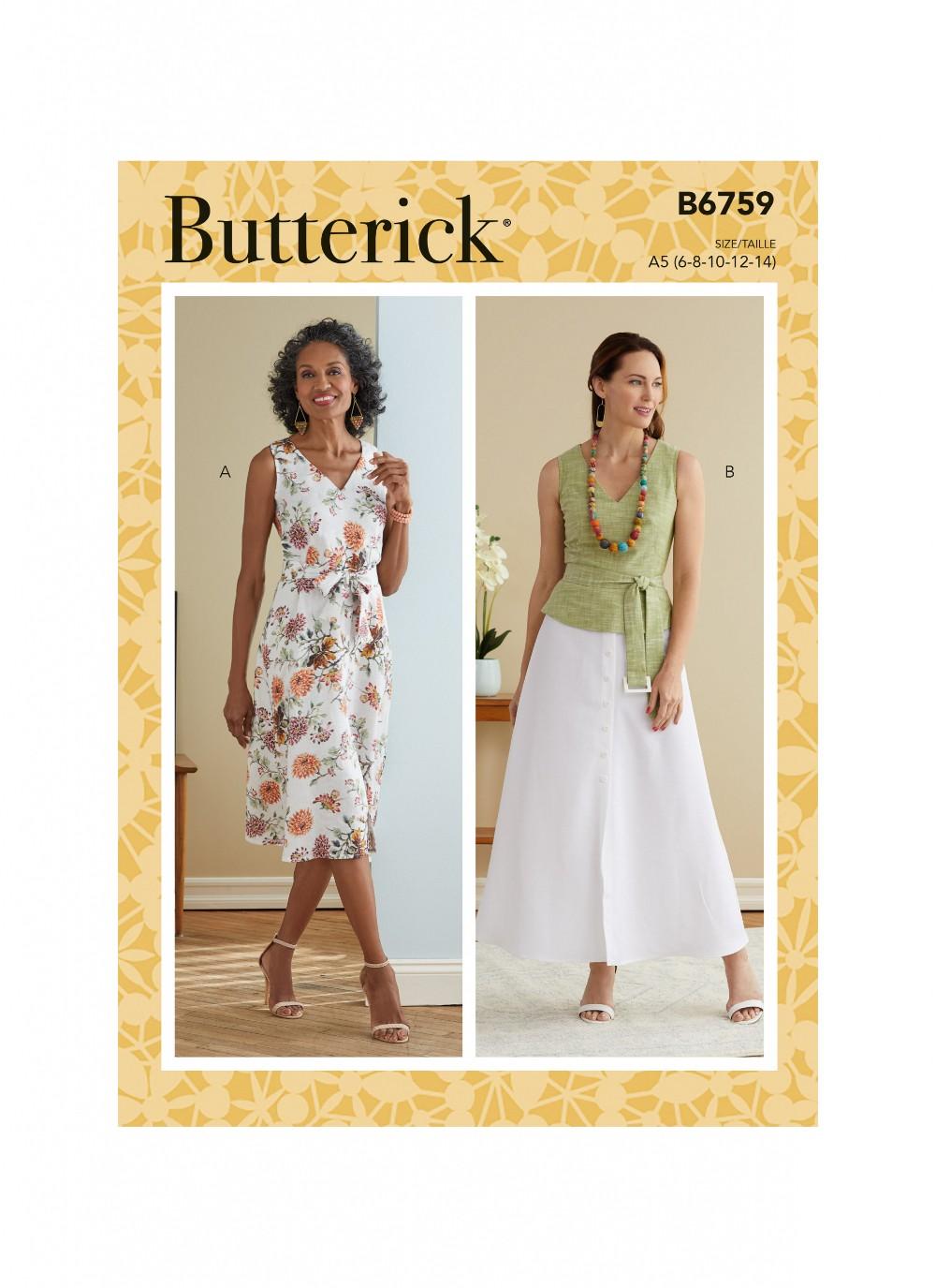 Butterick Sewing Pattern...