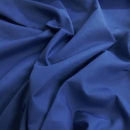 Plain Coloured Polycotton Dress Craft Fabric Navy