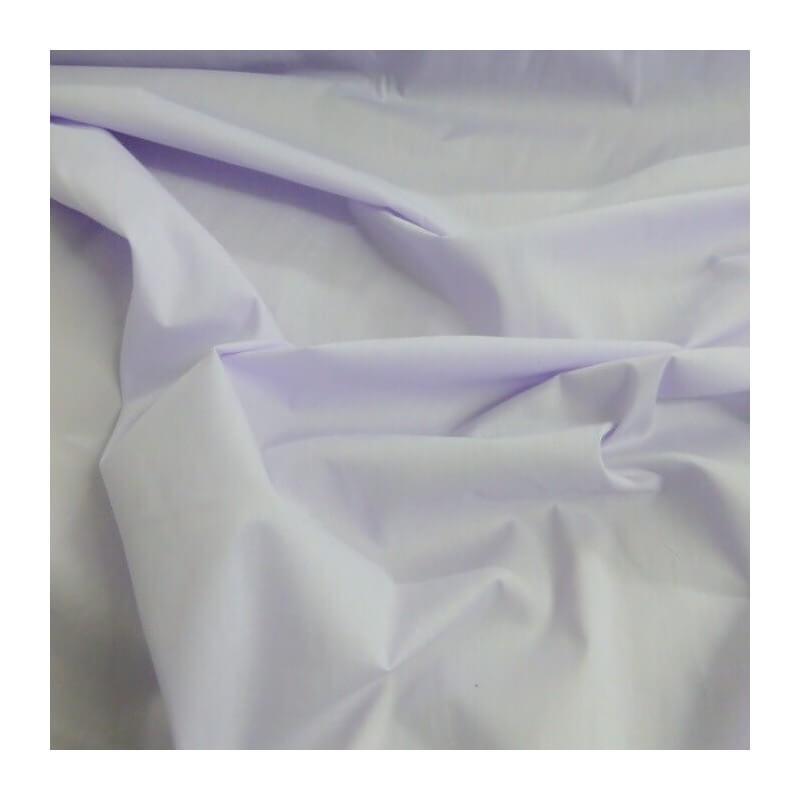 Plain Coloured Polycotton Dress Craft Fabric Lilac