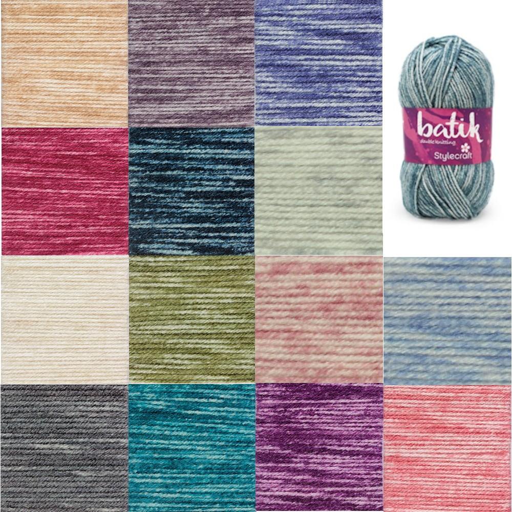 Stylecraft Batik DK...