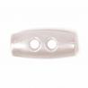 1 x 15mm Mini Toggle Nylon Plastic Buttons Baby 2 Hole