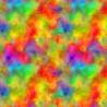 100% Cotton Digital Fabric Rainbow Cloud Pride Crafty 140cm Wide