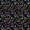 100% Cotton Digital Fabric Chinese Dragon Oriental Traditional Crafty 140cm Wide