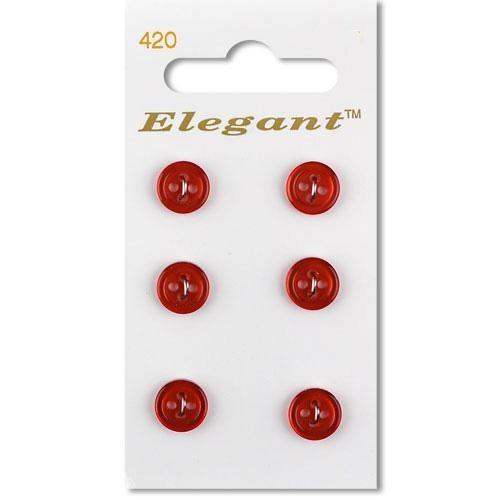 Sirdar Elegant Round Red...