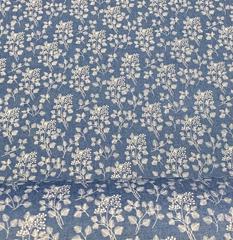 100% Cotton Fabric Printed...