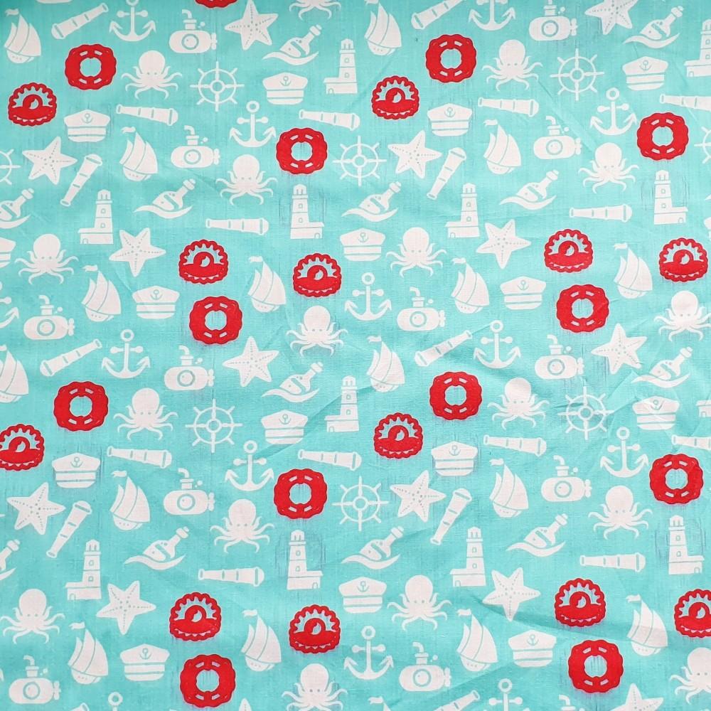 SECONDS Polycotton Fabric...