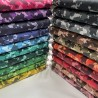 100% Cotton Poplin Fabric Crafty Cottons Army Camouflage Military Colourful