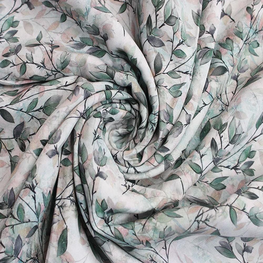 100% Viscose Digital Fabric...