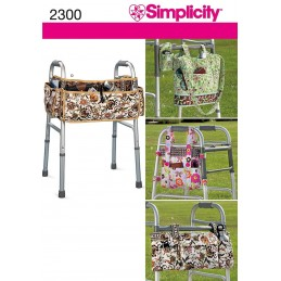 Simplicity Bags Walker Craft Sewing Patterns 2300