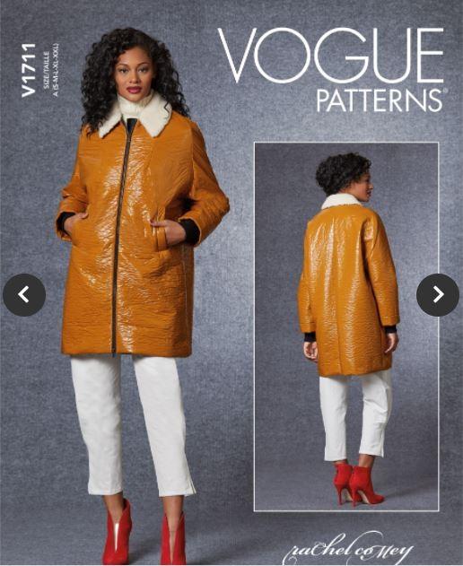 Vogue Sewing Pattern V1711...