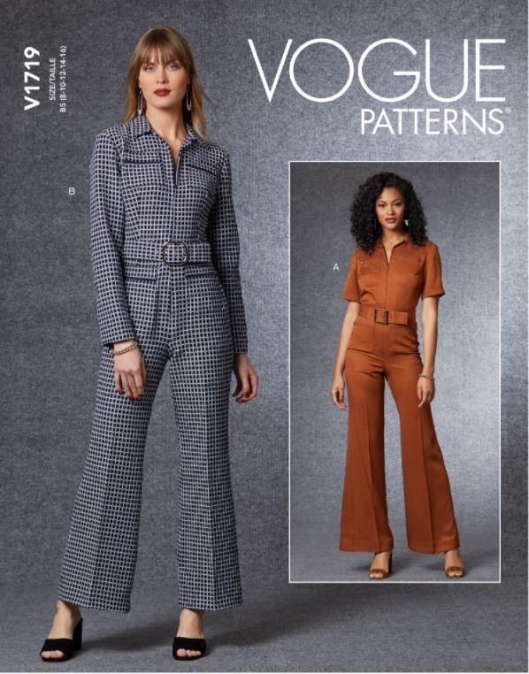 Vogue Sewing Pattern V1719...