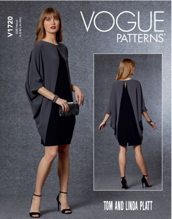 Vogue Sewing Pattern V1720...