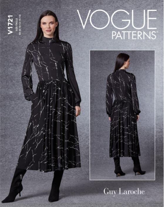 Vogue Sewing Pattern V1721...