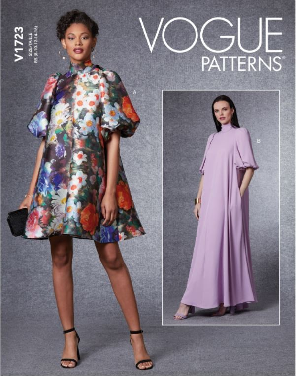 Vogue Sewing Pattern V1723...