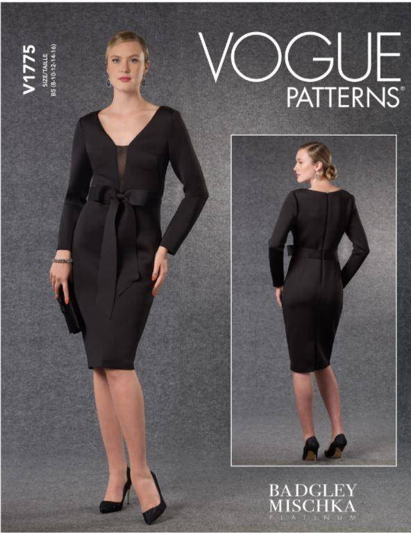 Vogue Sewing Pattern V1775...