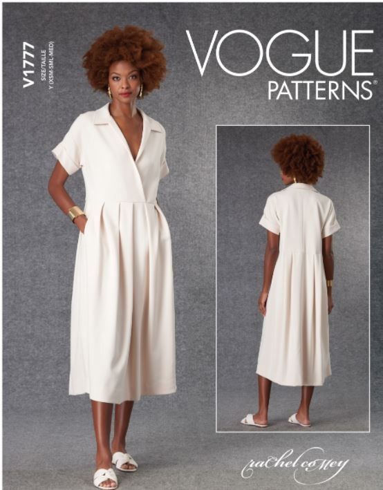 Vogue Sewing Pattern V1777...
