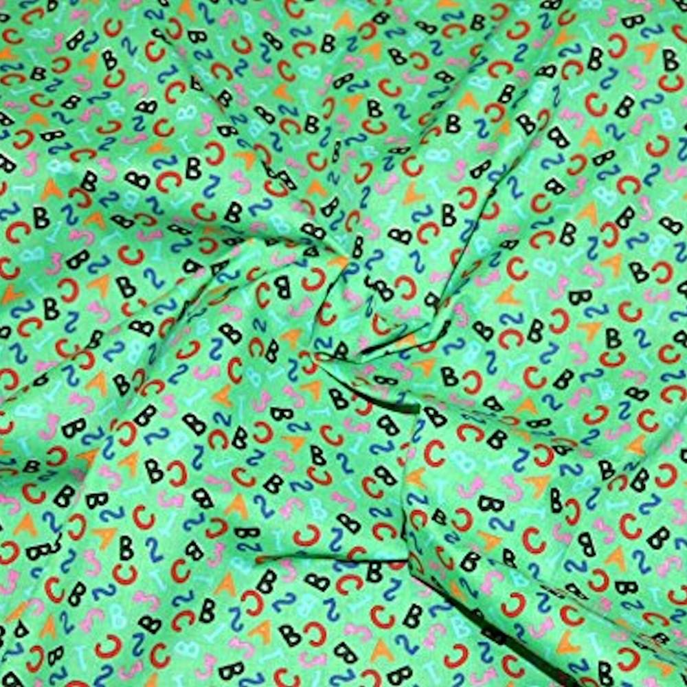 Polycotton Fabric...