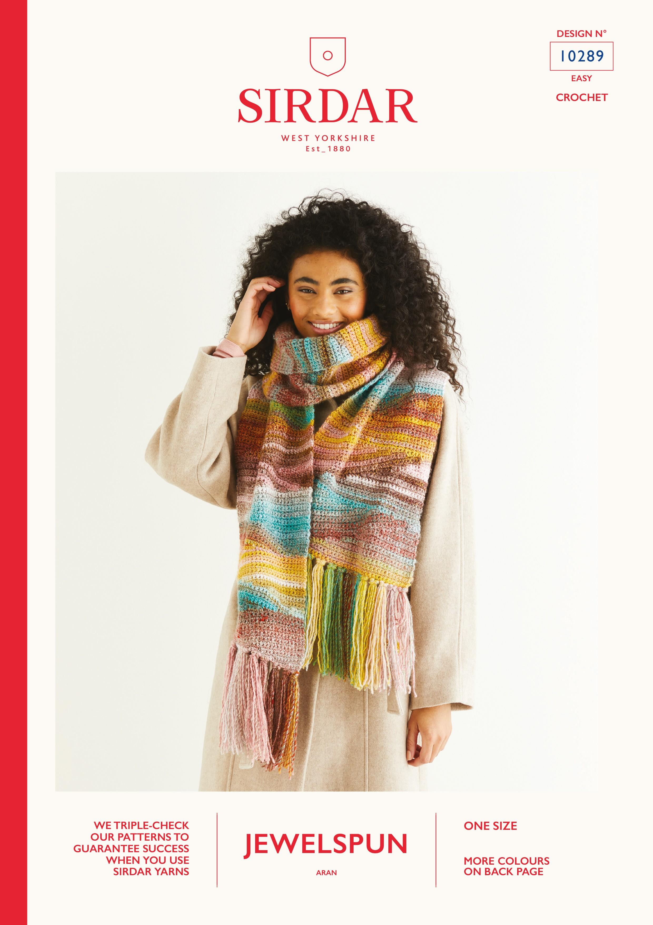Sirdar Crochet Pattern...