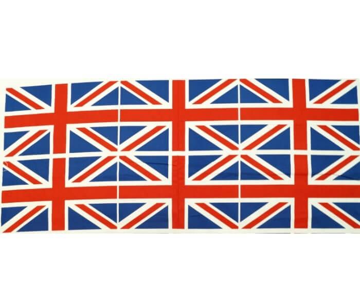 100% Cotton Fabric Flag...