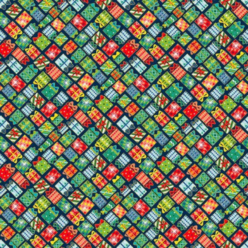 100% Cotton Fabric Makower...
